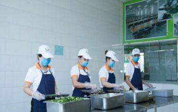 nhà cung cấp suất ăn công nghiệp