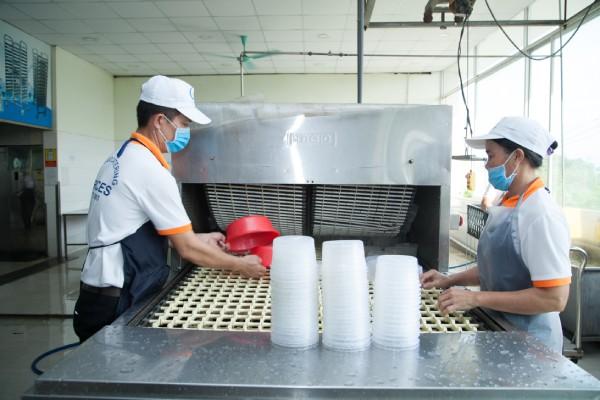 Dịch vụ cung cấp suất ăn tại Catering Bình Dương
