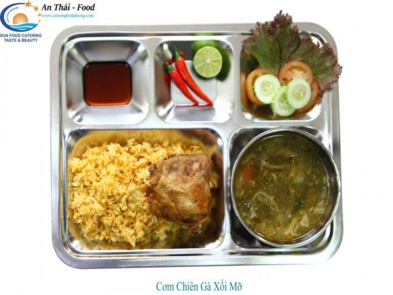Thực đơn giúp cân bằng dinh dưỡng trong bữa ăn