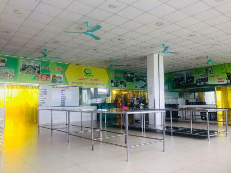 Dịch vụ cung cấp suất ăn công nghiệp tại Đồng Nai