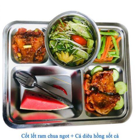 Không gây chán ăn bằng cách thay đổi các món ăn có trong khẩu phần ăn